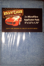 Set # 1 – 2 x Microfibre Applicator Pads